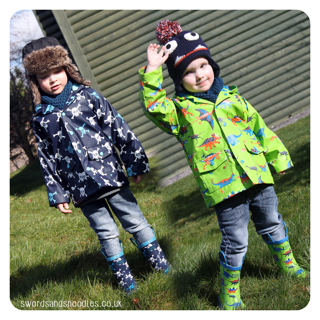 Hatley raincoats from Wellies and Worms