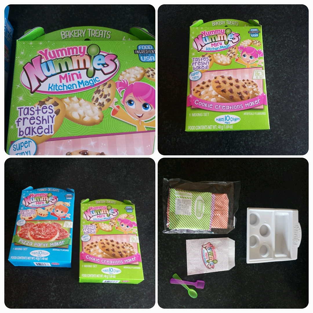 Yummy Nummies Mini Kitchen Magic Review Swords And Snoodles