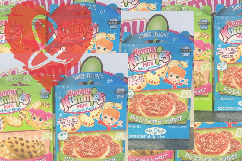 Yummy Nummies Mini Kitchen Magic Review