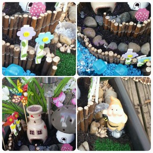 Fairy Garden Ornament Ideas