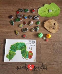 The Very Hungry Caterpillar Setup